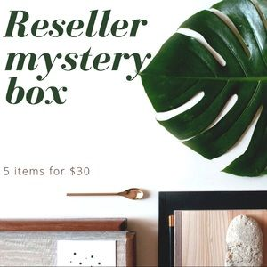 Other - Resellers mystery box 5 pieces for $30